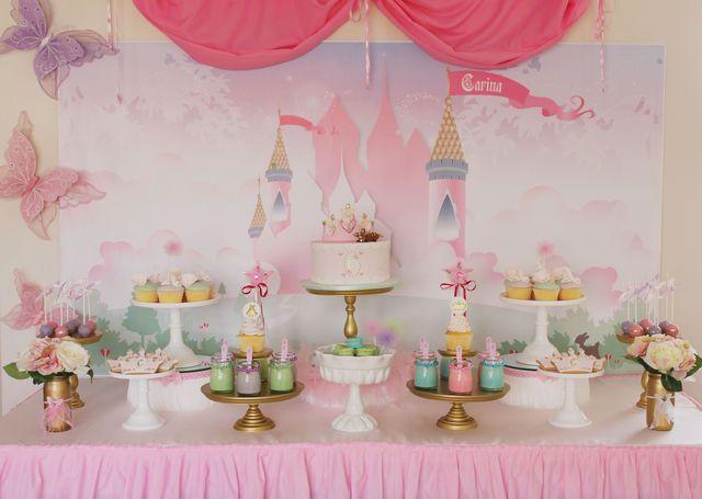 Pastel princess party #pastel #princessparty