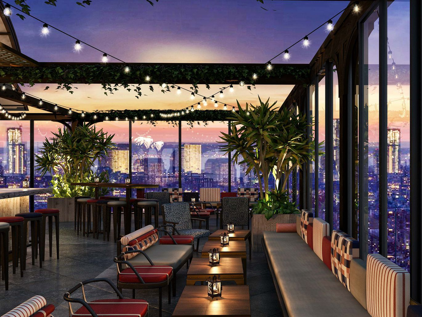 24 Rooftop Restaurants And Bars Open In Nyc Right Now Rooftop Bar Design Rooftop Bars Nyc Rooftop Bar