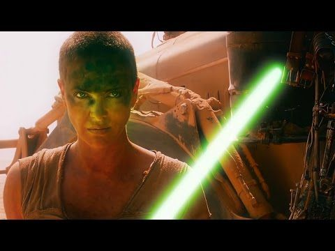 ROAD WARS - The Imperator Strikes Back (Mad Max/Star Wars Mashup) - YouTube