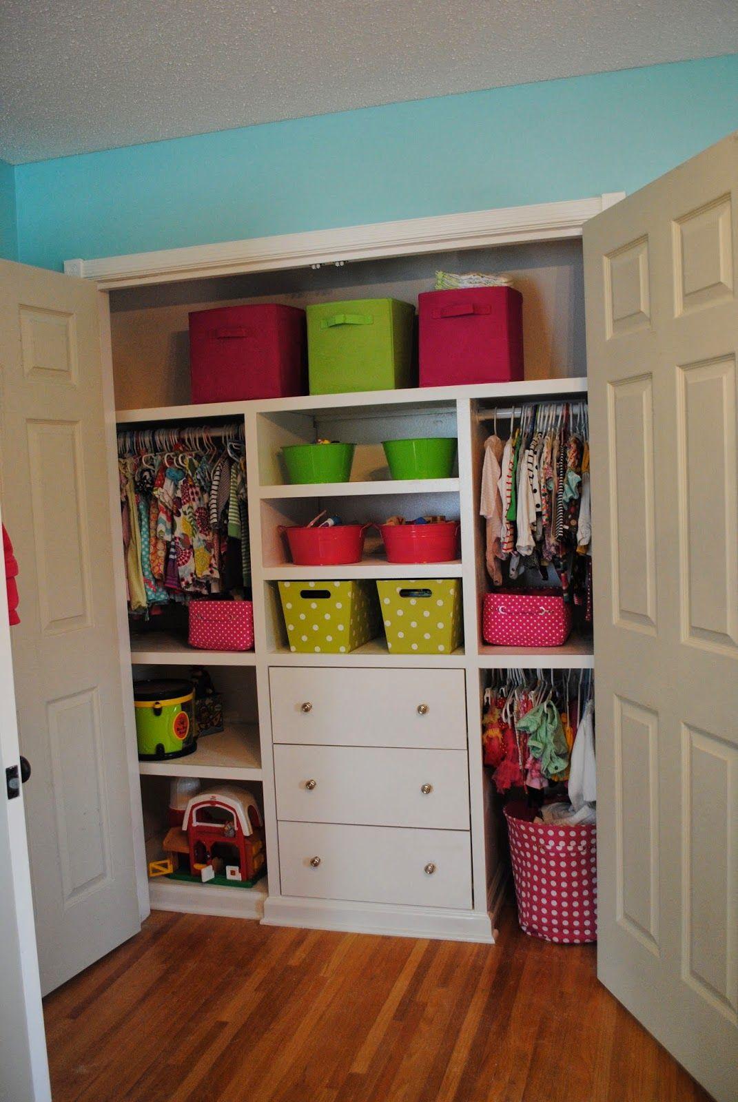 Moske Monkey Business Sally's Closet Reveal Kids closet