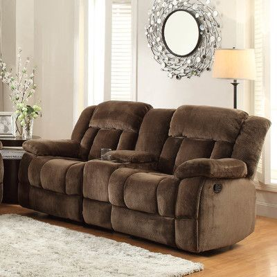 Prime Darby Home Co Dale Reclining Loveseat Products Glider Lamtechconsult Wood Chair Design Ideas Lamtechconsultcom