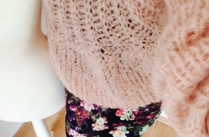Photo of BRITT Cardigan – RVO Short Mohair / Silk Cardigan – One Size • LOTILDA