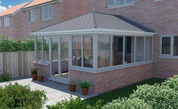 Elizabethan Solid Roof Conservatory