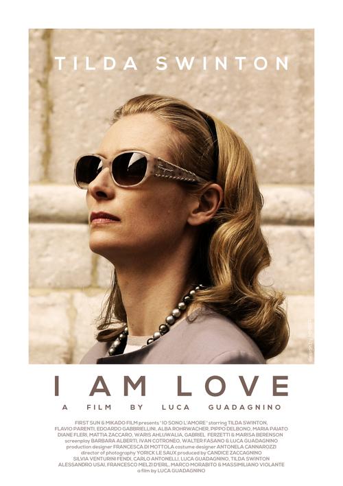 Dieuestclasse Io Sono L Amore Luca Guadagnino 2009 Amazing Movie Film Stijl Boeken