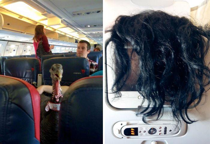 20 de los pasajeros mas molestos que te puedes encontrar en el avión