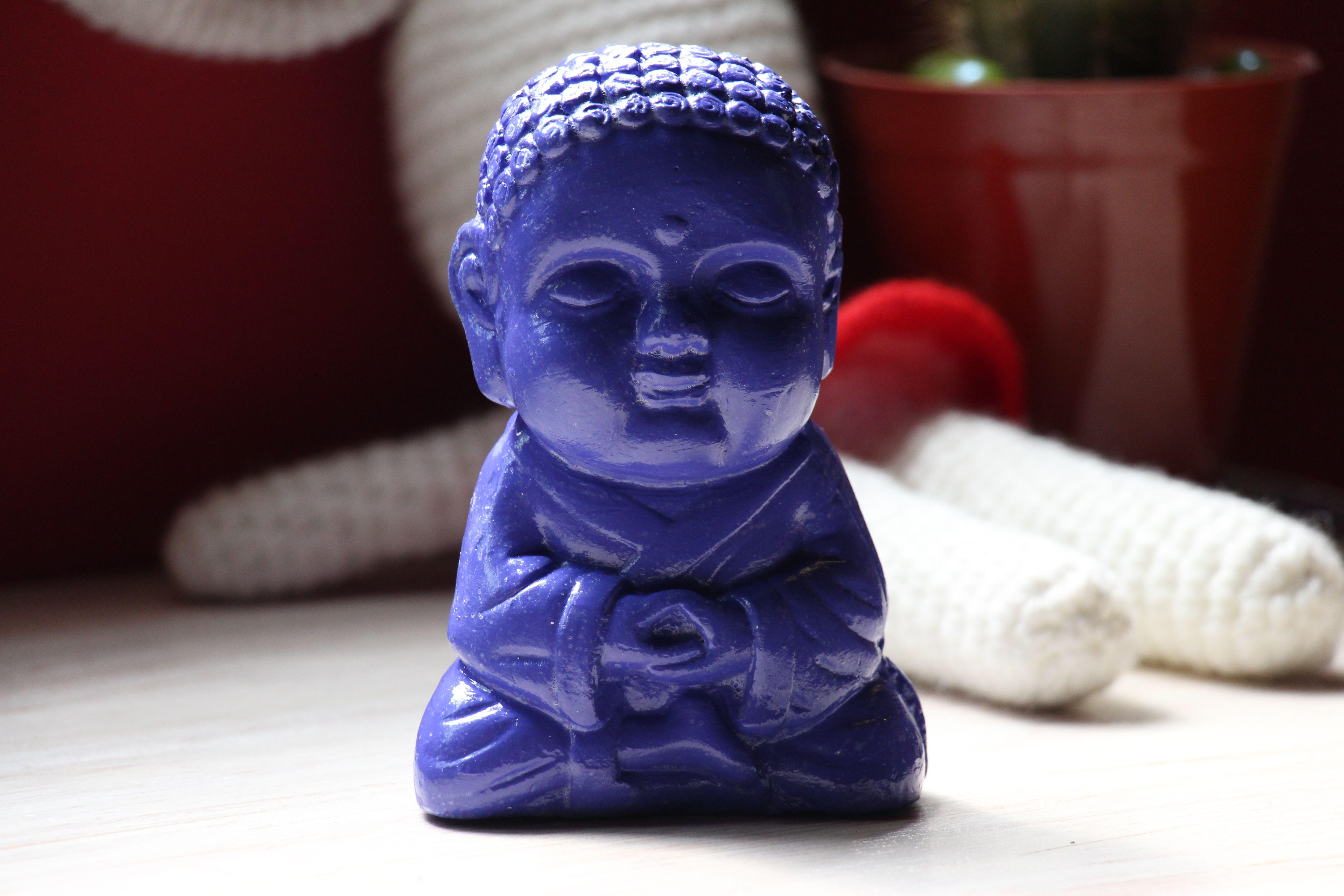 Buda-Decoración- Violeta/Lila/Lavanda: trasmutacion. Armonizan y tranquilizan
