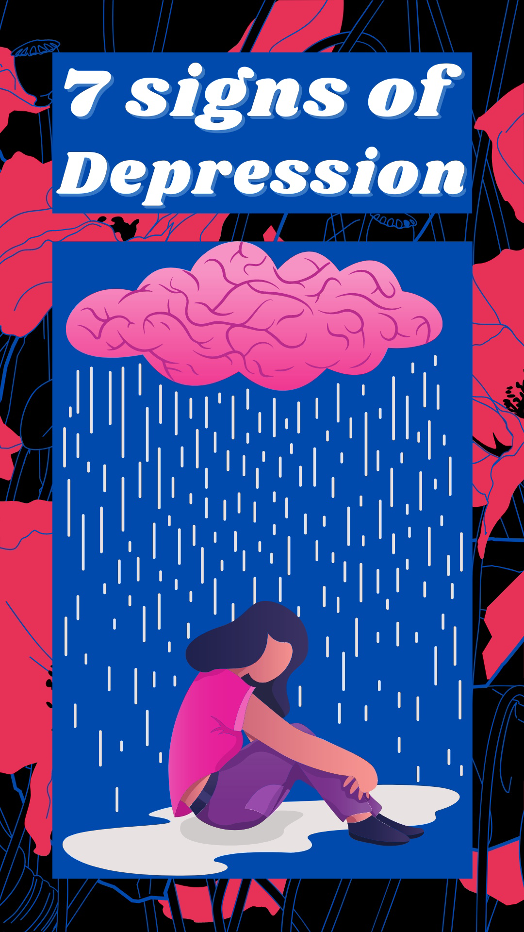7 Signs of Depression You Haven't Heard of...