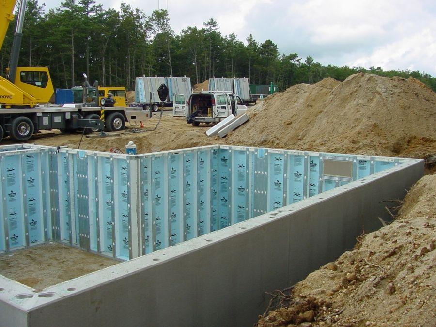 Superior Walls Xi Precast Concrete Foundation System Now
