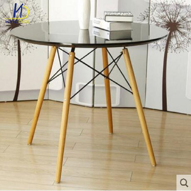 Replica Dining Glass Top Eiffel Dsw Eames Table Eames Table
