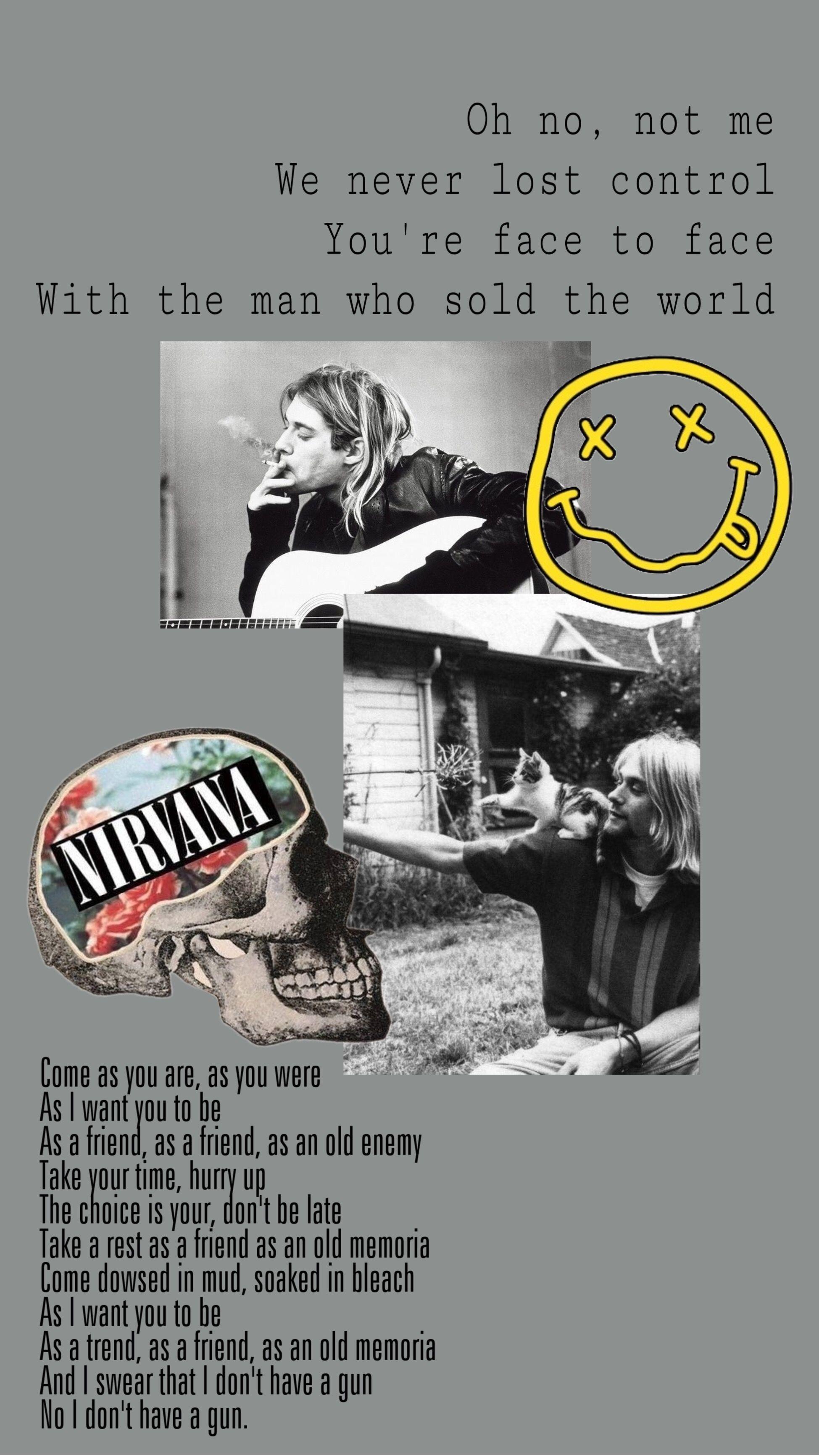 Aesthetic Nirvana Kurt Cobain