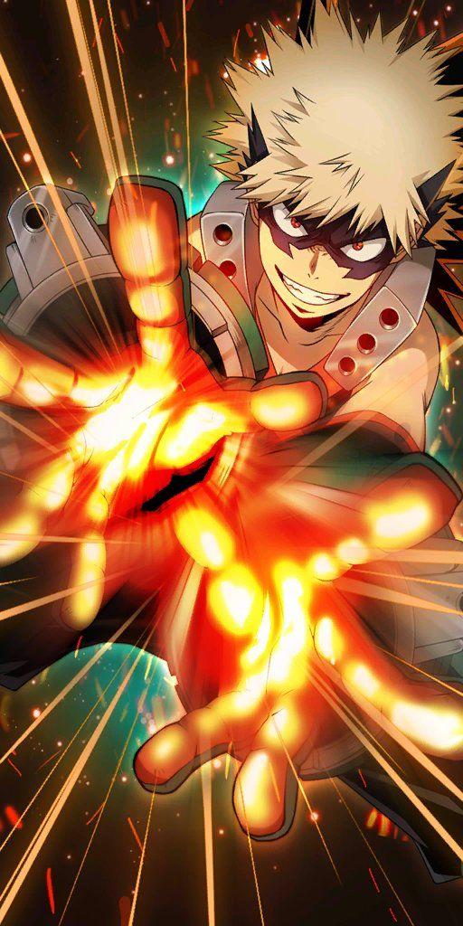 Pin by 💥BAkuHOE ThOtSUki💥 on Boku No Hero Smash Tap | Hero ...