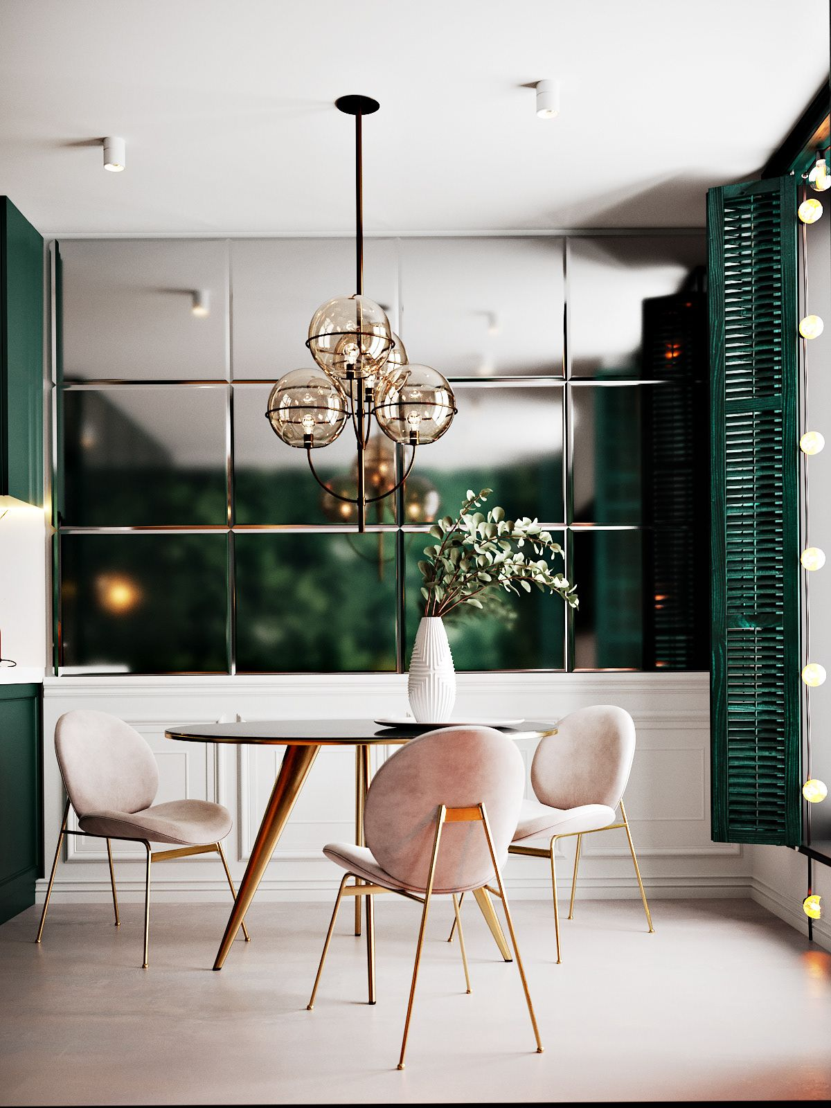 New york concept house on behance also elegant dining room lighting ideas interior design rh pinterest