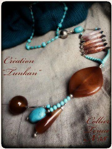 Colliers... http://www.les-mineraux-de-tunkan.com/