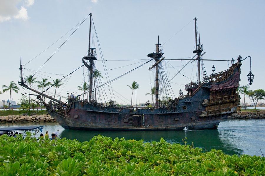 Cap'n Jack's Ghost Ship Has Cast Off From Ko Olina | Ghost ...