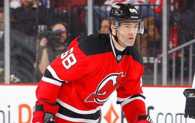 sports shoes 47d03 1b336 Jaromir Jagr hoping to re-sign with Devils for another ...