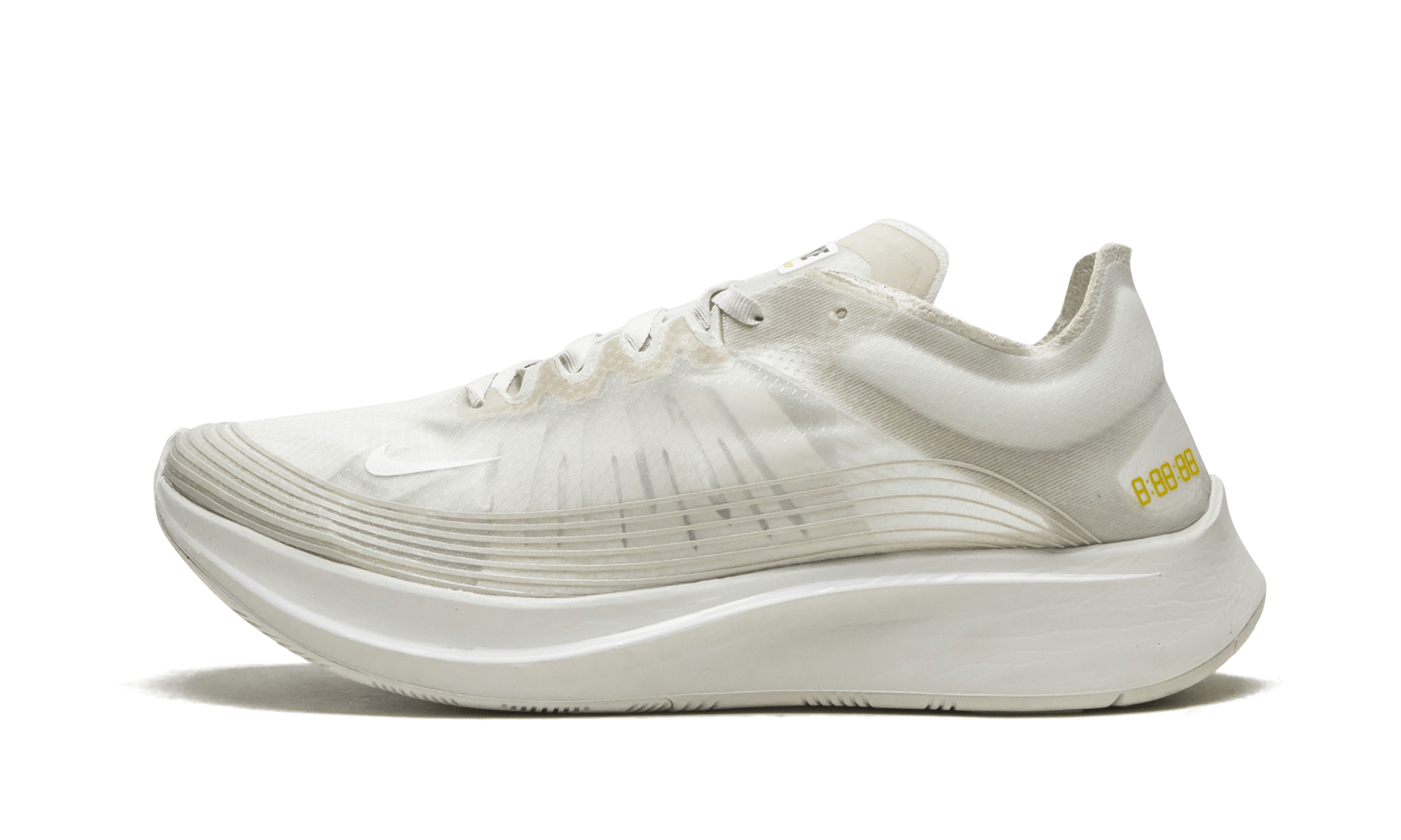 """7222ff5ee253 The Nike Zoom Fly SP """"Light Bone"""" adds a light tonal appearance to the"""