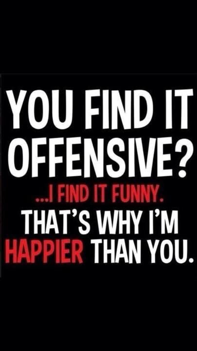 OFFENSIVE?