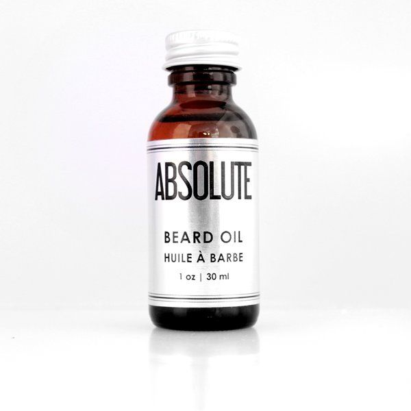 "Pure Organic blend of carrier oil goodies with a light touch of musk to mask the earthy aroma of carrier oils. Made for the occasions when you don't need your beard oil to compete with your cologne, ""Absolute"" is the perfect handcrafted beard oil for everyday use."