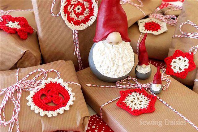 Crochet: Happy Holidays