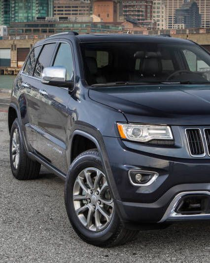 10 Popular Cars Made In America Jeep Grand Cherokee Jeep Grand