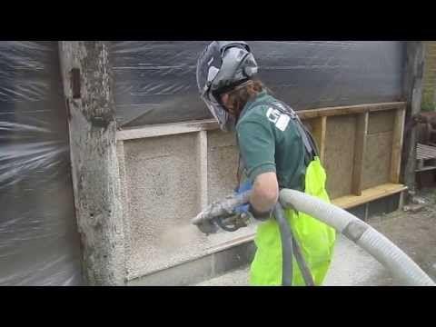 Sprayed Hempcrete Insulation Zero Energy House Eco Architecture Hemp Insulation