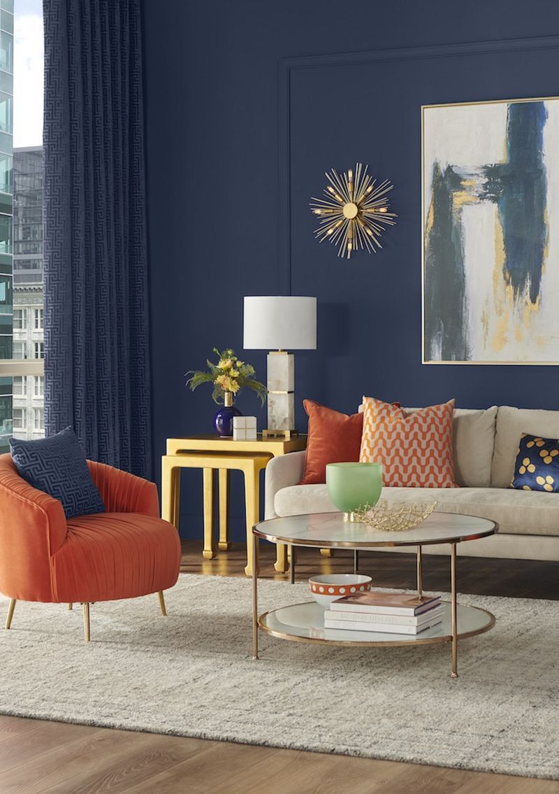 """Sherwin Williams Picked """"The World's Most Relaxing"""" Hue as"""