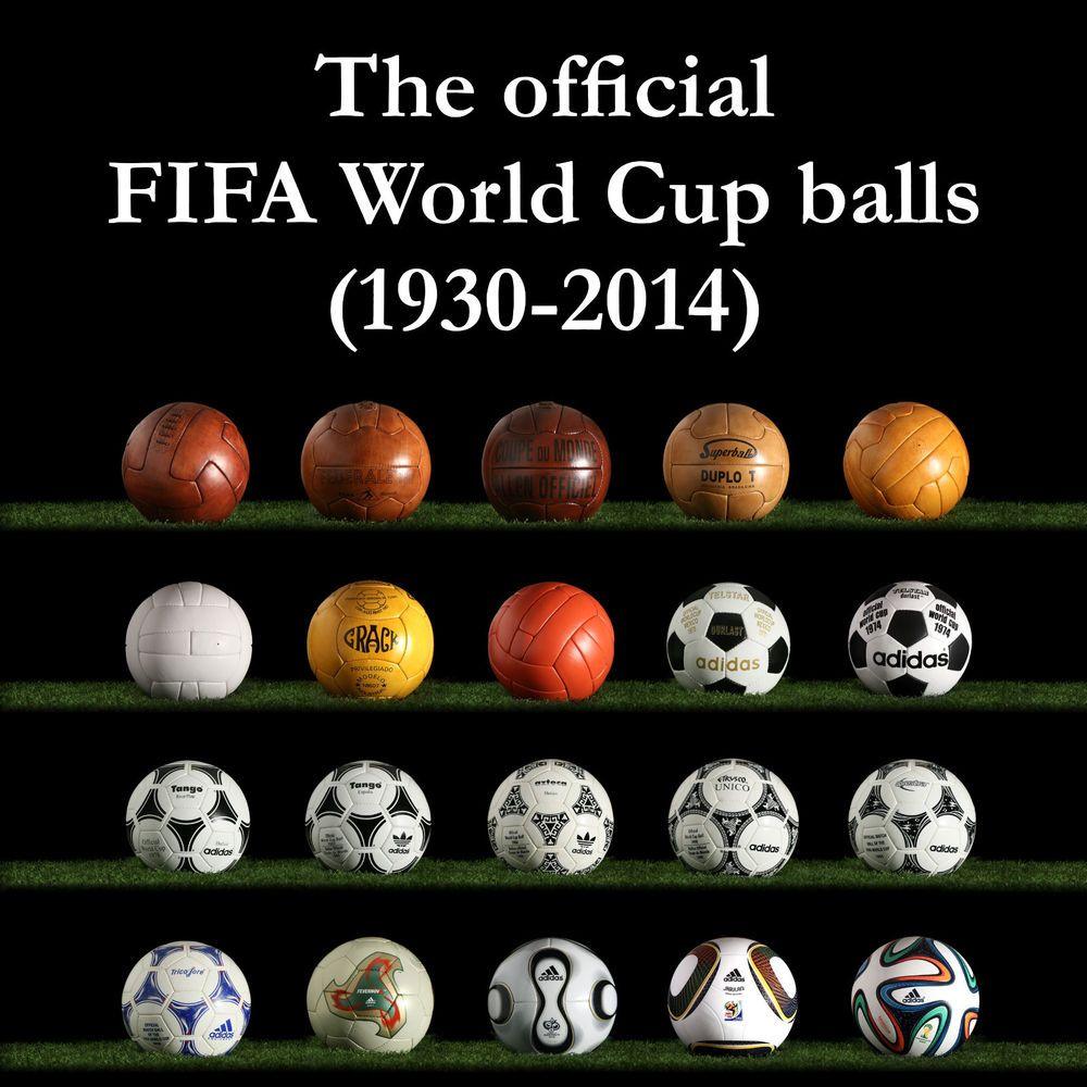 preocuparse Pef Academia  FIFA WORLD CUP MATCH BALL SET (adidas Telstar 18 Tango Azteca Etrusco  Jabulani)