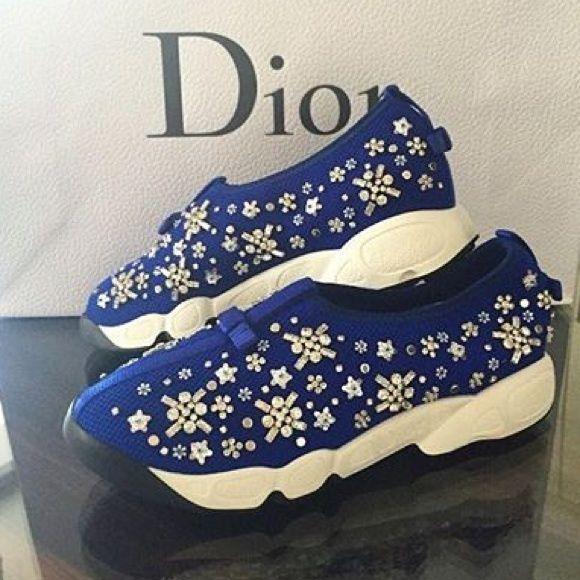 d74d77763f7a Dior fusion shoes Brand new never been worn . If you want a lower price  then you have to buy it thru (pay. p ) Dior Shoes Sneakers