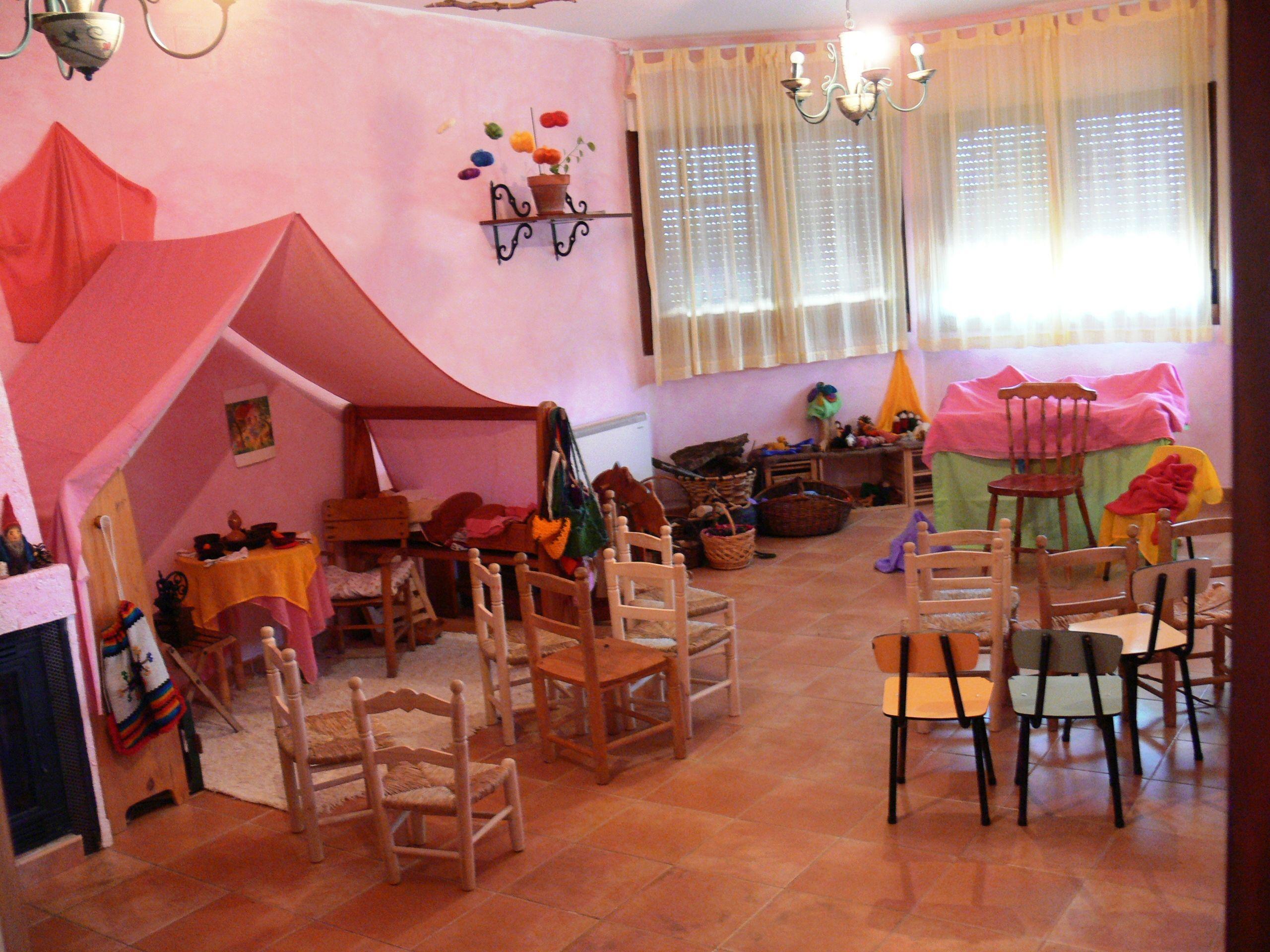 Escuela Waldorf Toledo La Caba A Del Rbol Detalle Aula  # Muebles Hermanos Seoane