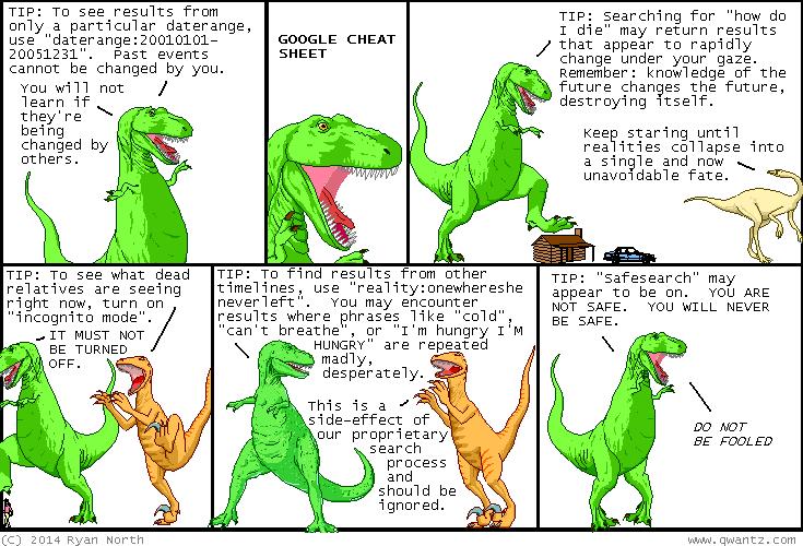 Dinosaur Comics By Ryan North Fun Comics Dinosaur This Or That Questions