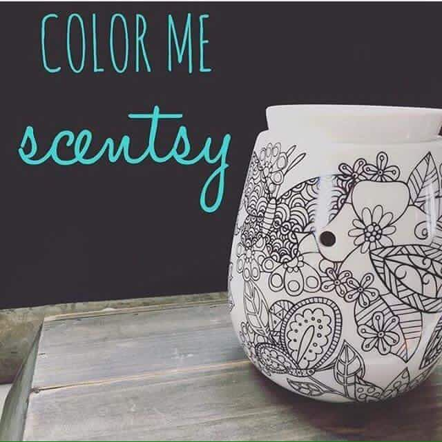 Scentsy's April 2016 Warmer Of The Month: Reimagine. #diy