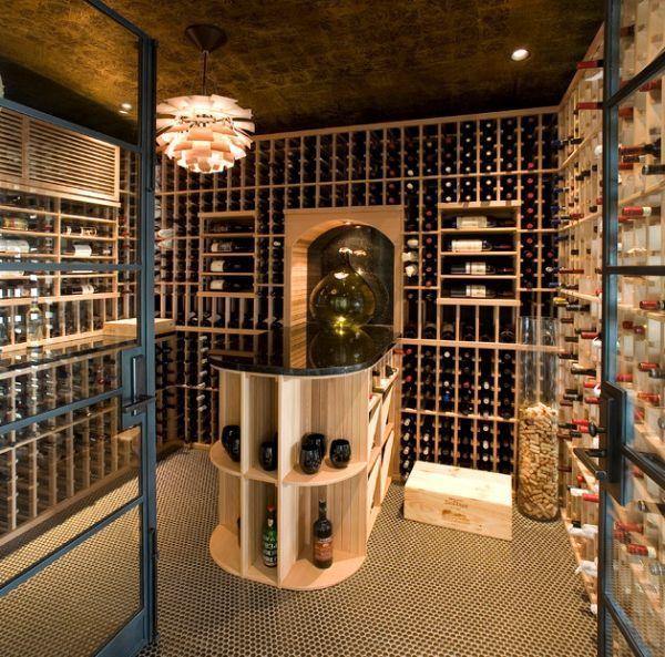 Merveilleux Nadia Designs   Contemporary   Wine Cellar   Los Angeles   By Nadia Designs