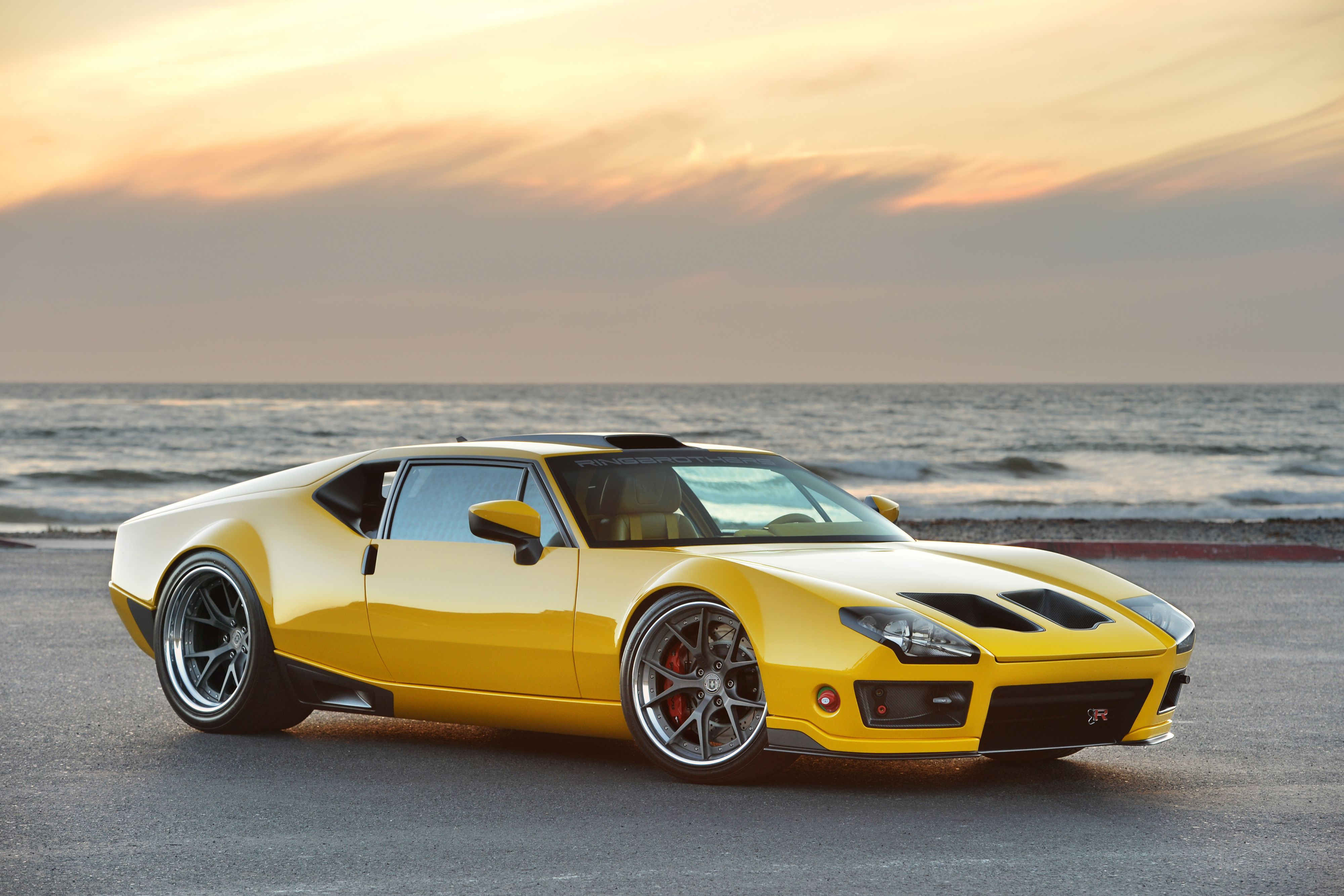 ringbrothers adrnln pantera heads to auction automobile cars rh pinterest com