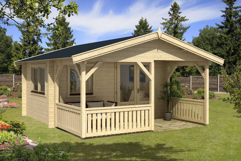 51 Konzept Zum Gartenhaus Mit Terrasse Aus Polen