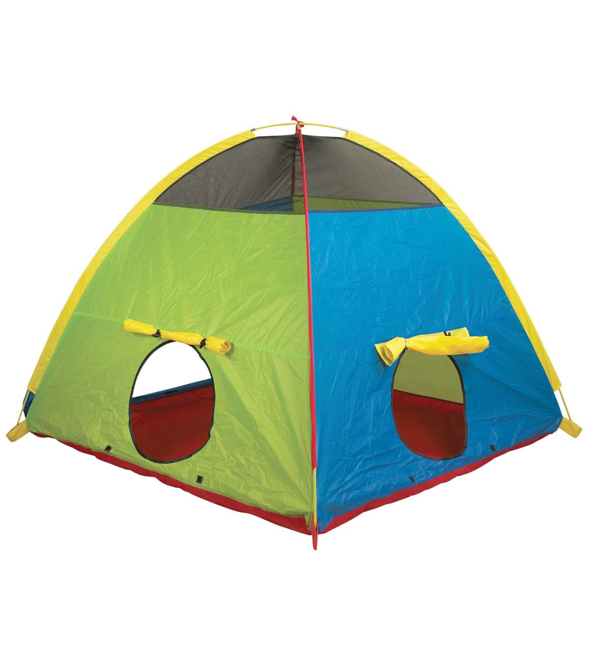 play tent with poles 4 year olds