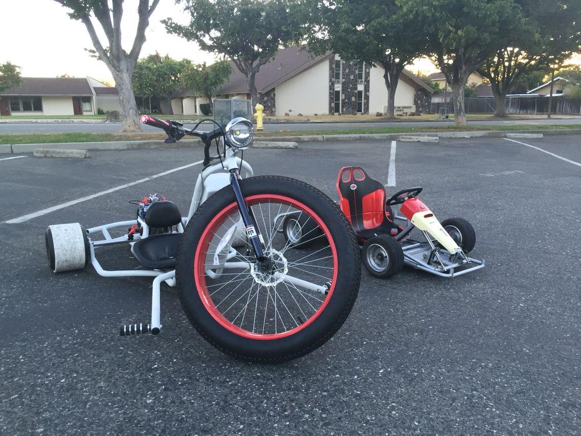Electric drift trike Drift trike, Electric drift trike