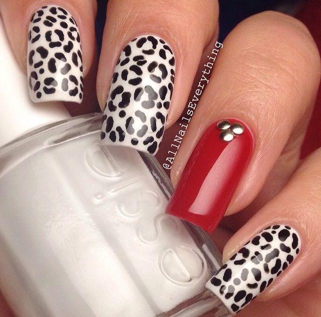 Cheetah Nails Nails I Love Pinterest Nail Art Nails And Nail