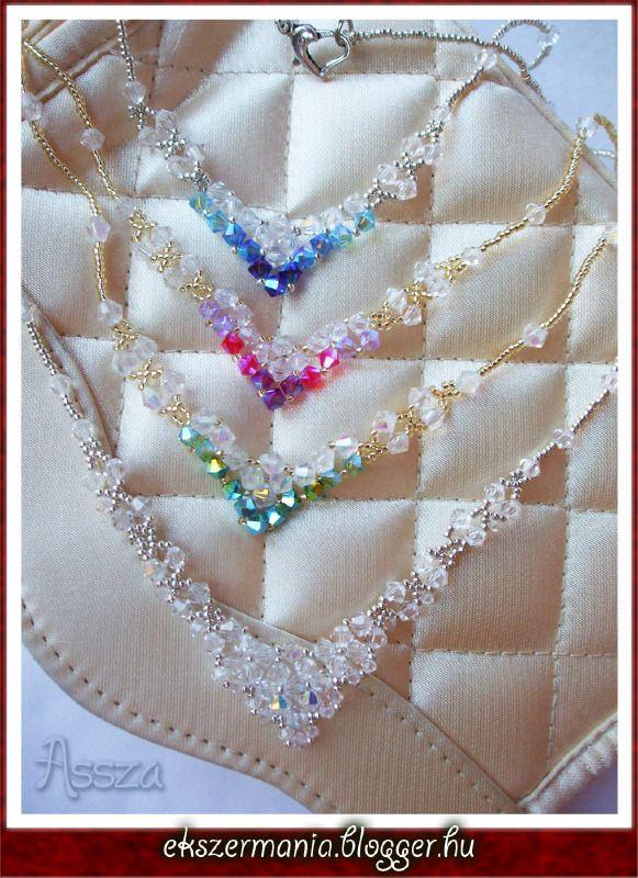 Swarovski wedding set - JEWEL NAIL | bijoux | Pinterest ...