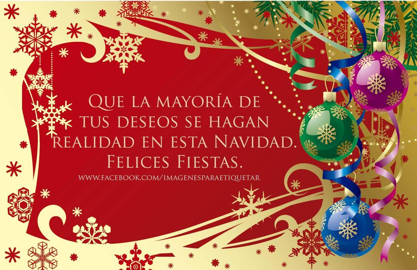 Pensamientos positivos de navidad mensajes de navidad - Mensajes navidenos para empresas ...
