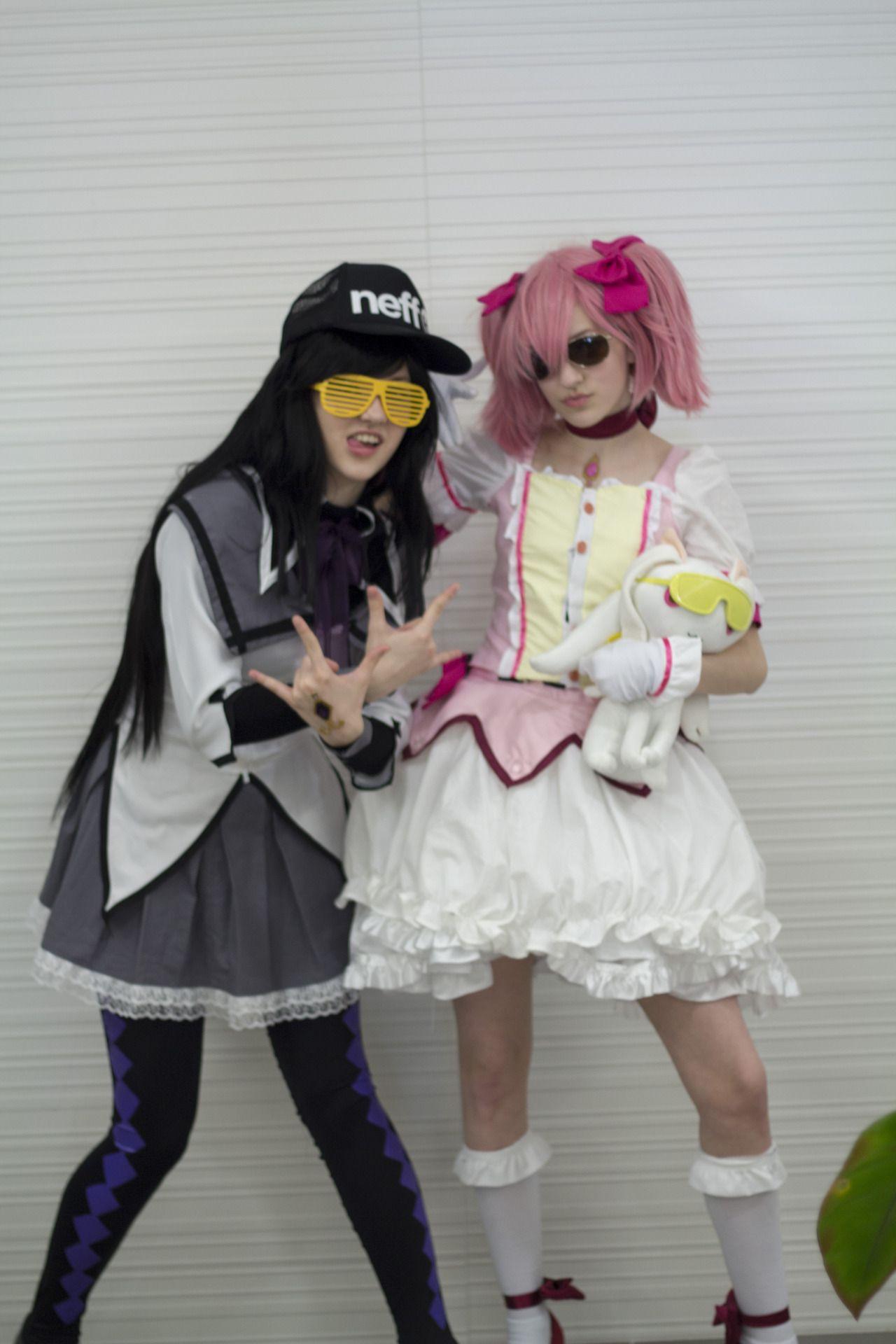Meduka Meguca Ante Up Style, Fashion, Harajuku