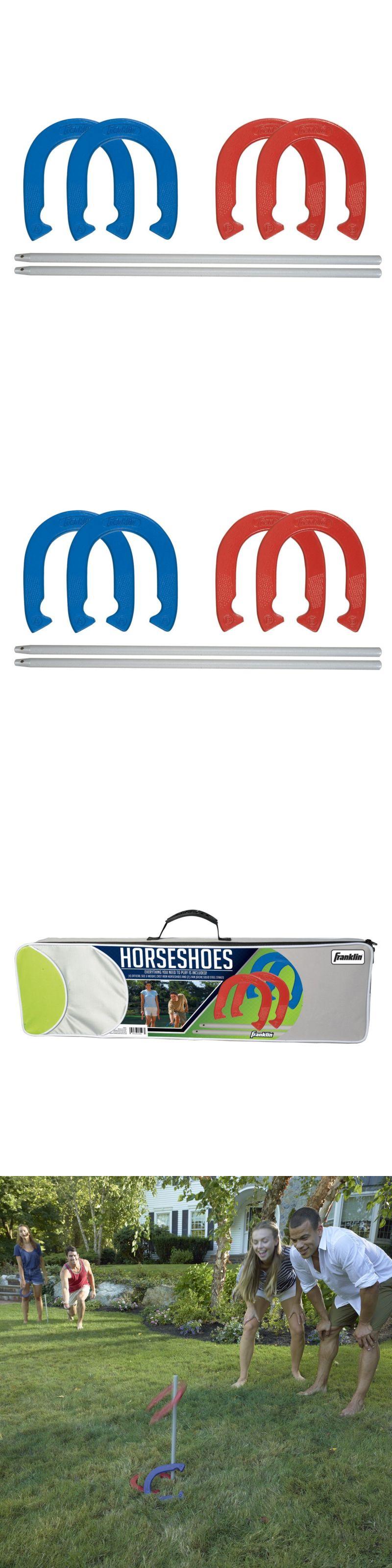 Franklin Sports Intermediate Horseshoe