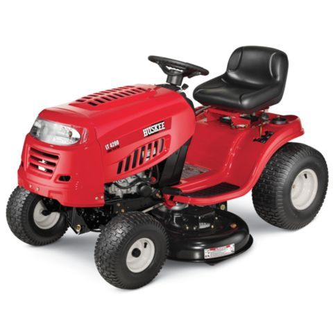 Huskee 42 In 420cc Lt 42 Lawn Tractor Tractor Supply