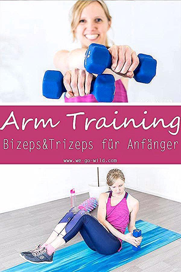 Kennst du schon unser Arm Training für Frauen? So einfach kannst du im Wohnzimmer einen definierten...