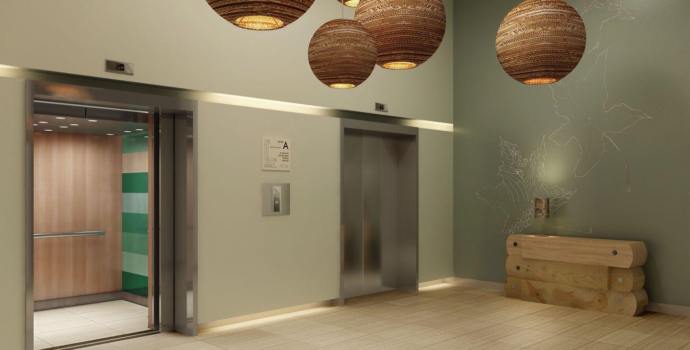 Aloft And Elements Hotel In Dubai UAE Designed By Studio HBA