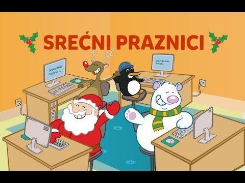 božićne čestitke online Intercafe   Novogodišnje čestitke   YouTube | Čestitke  božićne čestitke online