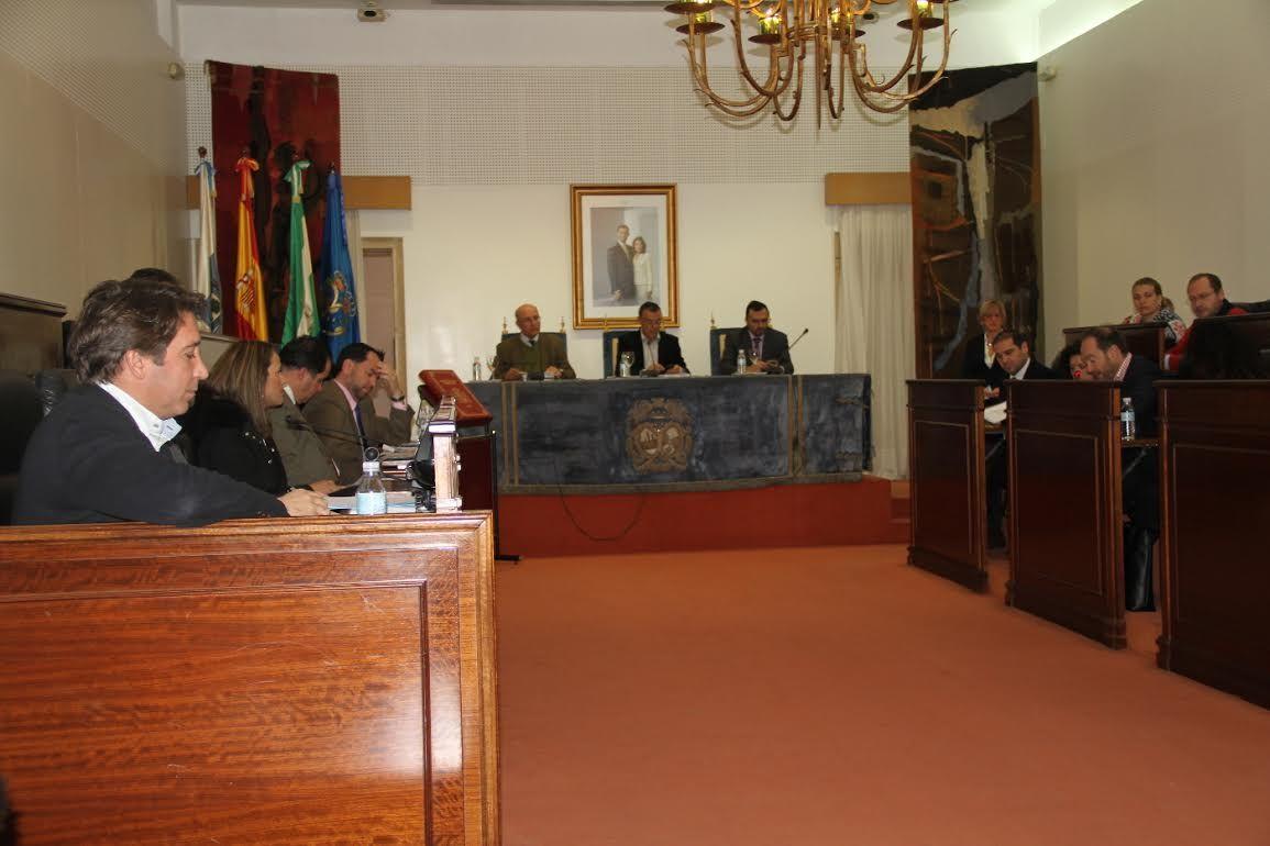 Huelva.- El pleno de la Diputación de Huelva ha aprobado, en sesión extraordinaria el Presupuesto General de Diputación para el año 2017 que asciende a 146,5 millones de euros.