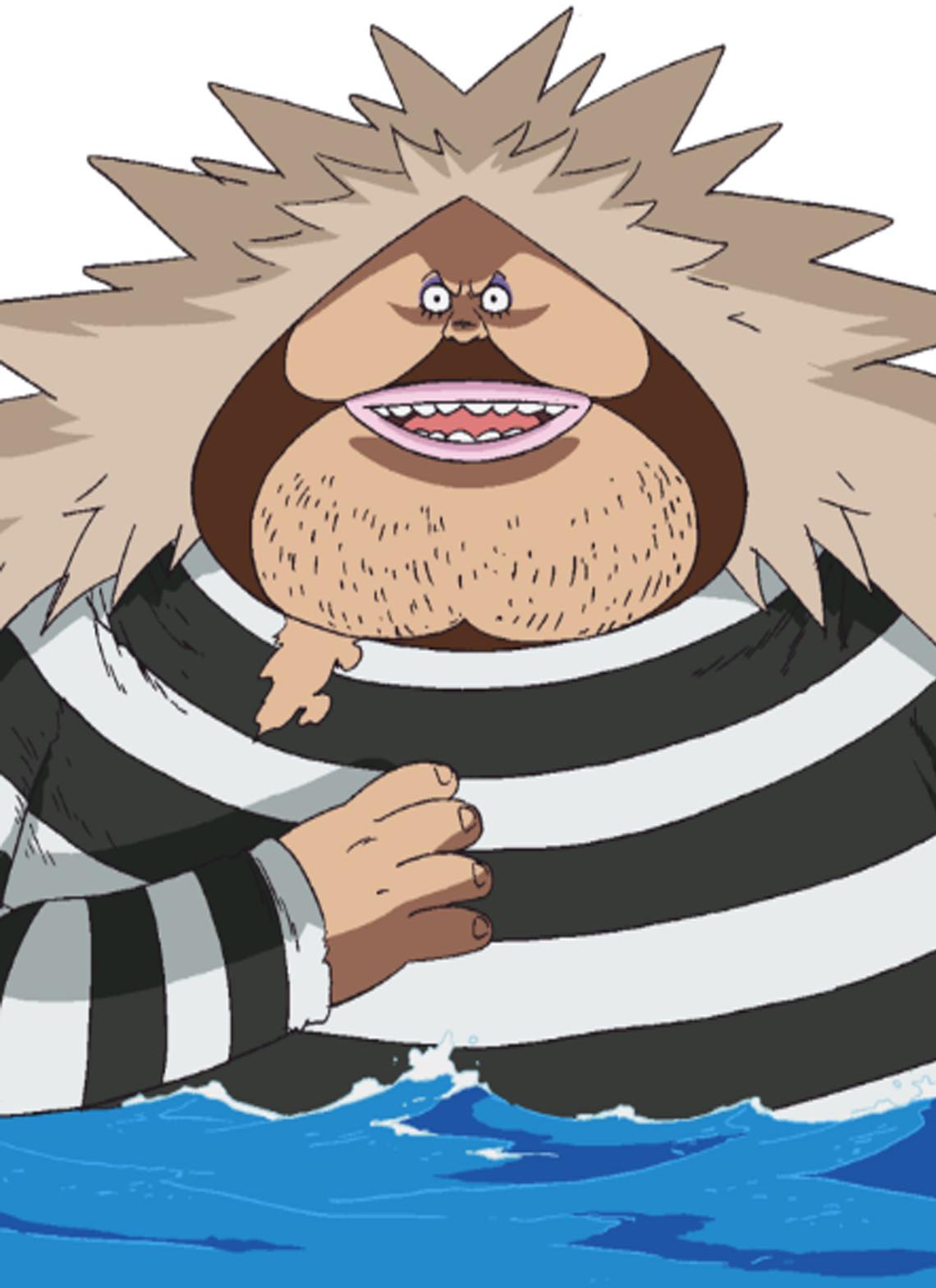 【心得】聖胡安.惡狼不為人知的悲慘過去?! @航海王 One Piece(海賊王) 哈啦板 - 巴哈姆特