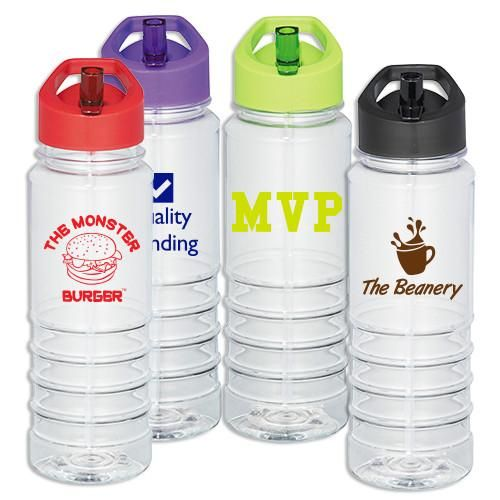 575602b350 Tritan Ringer Sports Bottles (24 oz.) (Q250311) | Water Bottles ...