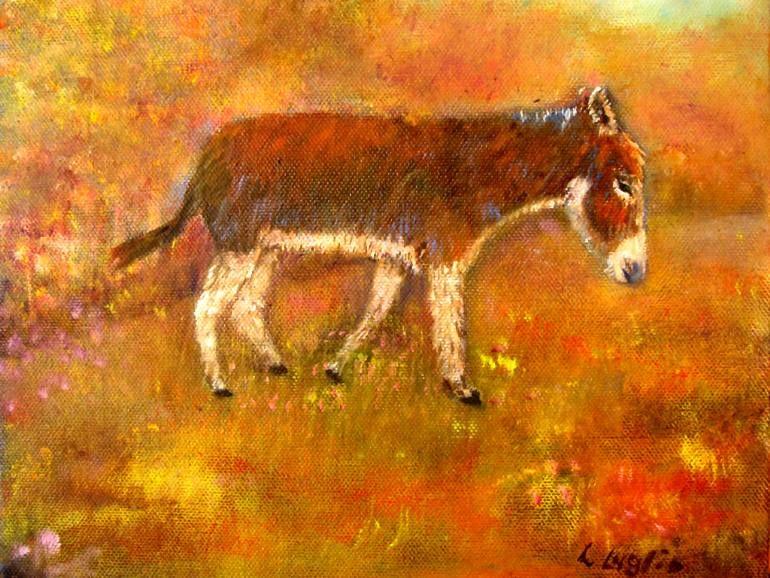 Jubilee The Donkey Painting #donkey #mule #burro #horse #southwesternart #mexico #wallart #desert #decor #animals https://www.saatchiart.com/art/Painting-Jubilee-The-Donkey/304039/3366518/view