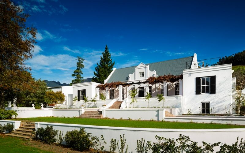 The Manor House At Mont Rochelle Franschhoek Cape Winelands Mit